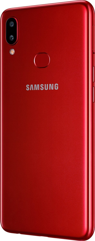 Смартфон Samsung Galaxy A10s Dark Red фото 5