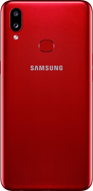 Смартфон Samsung Galaxy A10s Dark Red фото 3