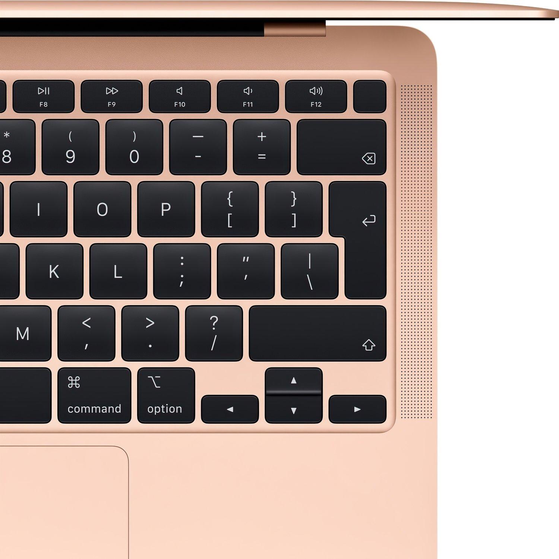 "Ноутбук APPLE MacBook Air 13""M1 512GB 2020 (MGNE3UA/A) Gold MGNE3 фото4"