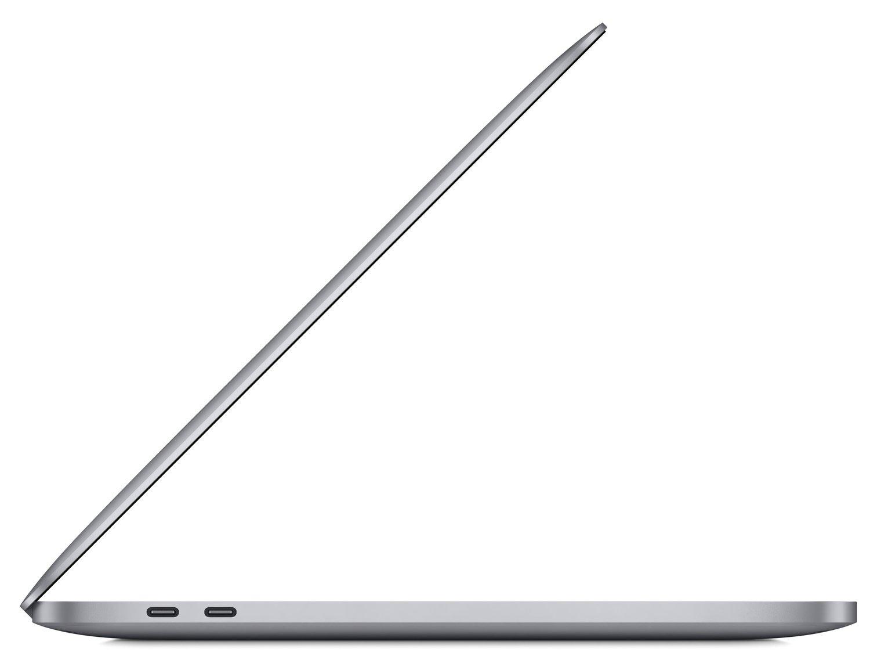 "Ноутбук APPLE MacBook Pro 13""M1 256GB 2020 (MYD82UA/A) Space Gray MYD82 фото4"