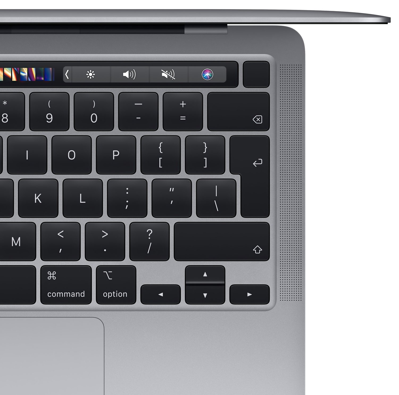 "Ноутбук APPLE MacBook Pro 13""M1 256GB 2020 (MYD82UA/A) Space Gray MYD82 фото3"