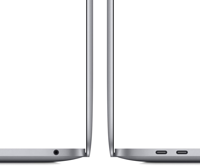 "Ноутбук APPLE MacBook Pro 13""M1 512GB 2020 (MYD92UA/A) Space Gray MYD92 фото5"