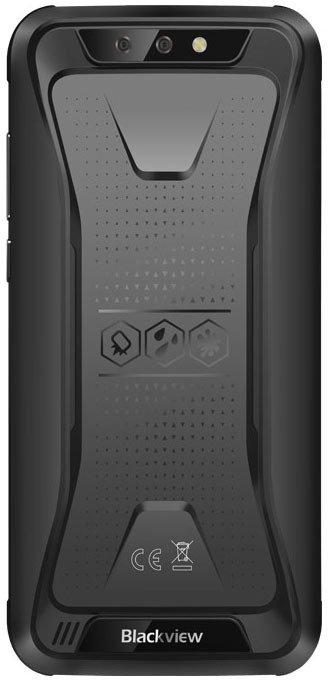 Смартфон Blackview BV5500 2/16GB Dual SIM Black OFFICIAL UA фото