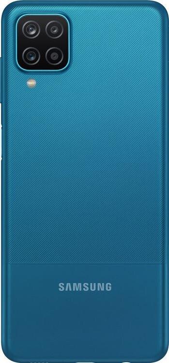 Смартфон Samsung Galaxy A12 4/64GB Blue фото