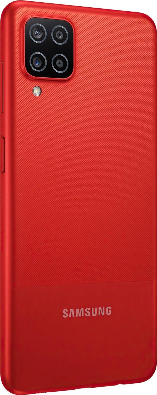 Смартфон Samsung Galaxy A12 4/64GB Red фото 5