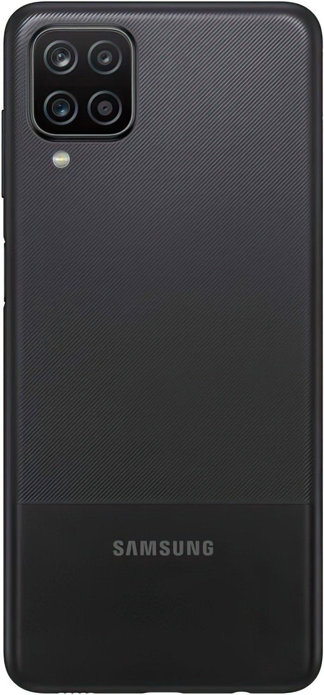 Смартфон Samsung Galaxy A12 3/32Gb Black фото 3
