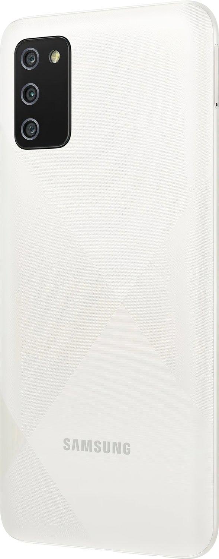 Смартфон Samsung Galaxy A02s White фото 3