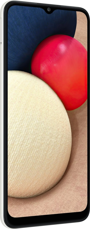 Смартфон Samsung Galaxy A02s White фото 4
