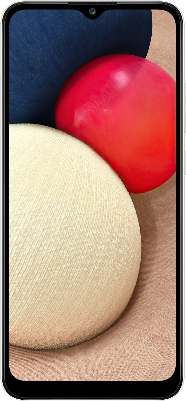 Смартфон Samsung Galaxy A02s White фото 6
