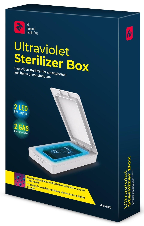 Ультрафиолетовый стерилизатор 2E UVSB021 Pro фото 2