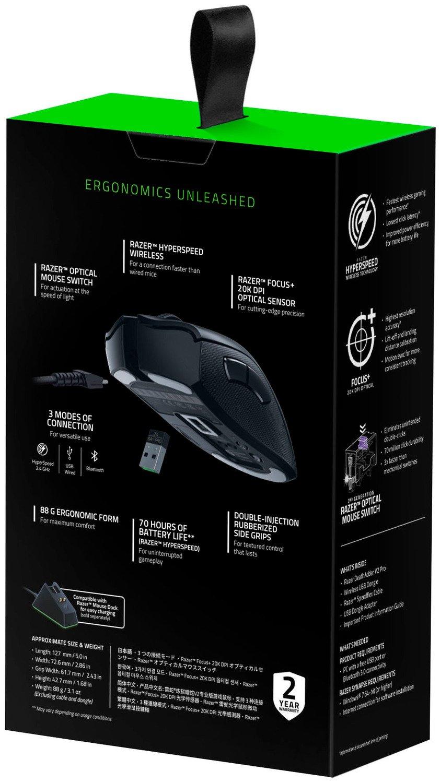Ігрова миша Razer DeathAdder V2 Pro (RZ01-03350100-R3G1) фото