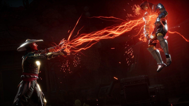 Игра Mortal Kombat 11 Ultimate Edition (PS5, Русские субтитры) фото 5