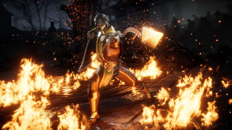 Игра Mortal Kombat 11 Ultimate Edition (PS5, Русские субтитры) фото 3