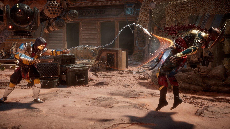 Игра Mortal Kombat 11 Ultimate Edition (PS5, Русские субтитры) фото 2