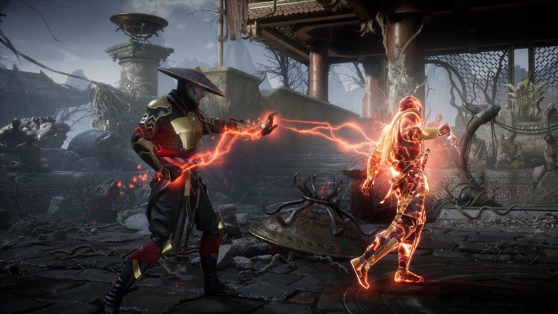 Игра Mortal Kombat 11 Ultimate Edition (PS5, Русские субтитры) фото 7