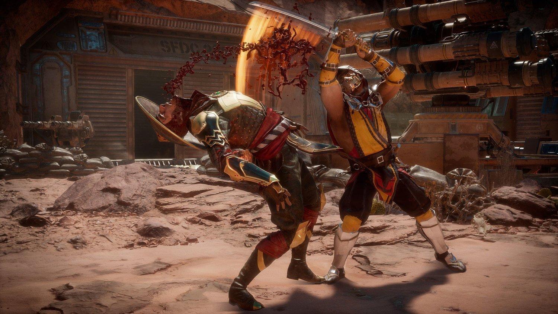 Игра Mortal Kombat 11 Ultimate Edition (PS5, Русские субтитры) фото 4
