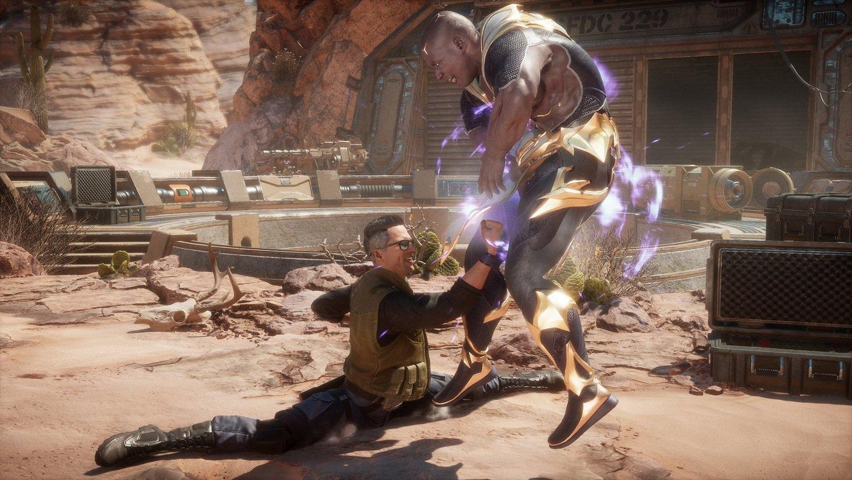 Игра Mortal Kombat 11 Ultimate Edition (PS5, Русские субтитры) фото 9