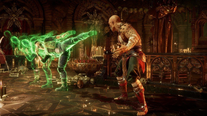 Игра Mortal Kombat 11 Ultimate Edition (PS5, Русские субтитры) фото 8