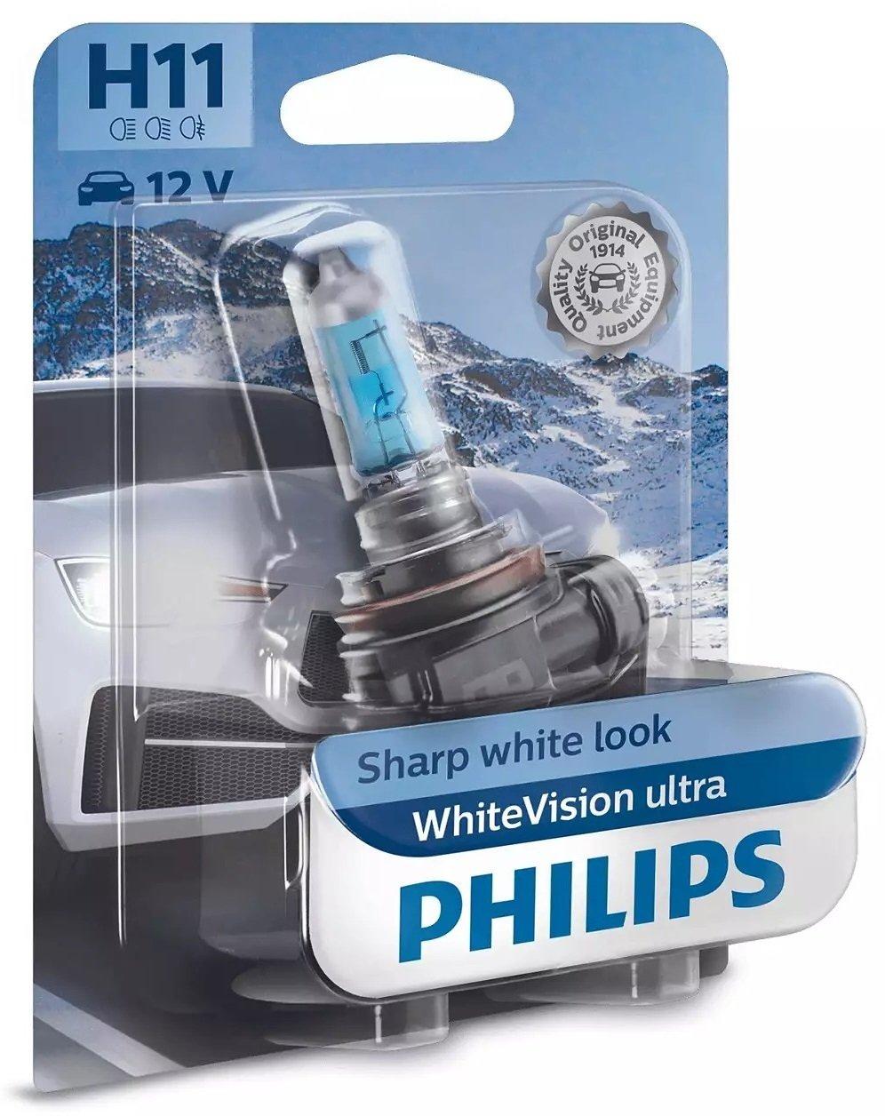Лампа галогенная Philips 12362WVUB1 фото