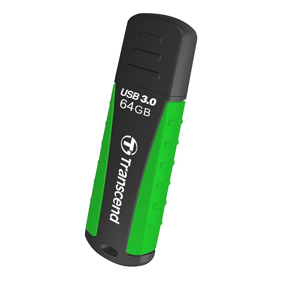 Накопичувач USB 3.0 TRANSCEND JetFlash 810 64GB Rugged (TS64GJF810) фото