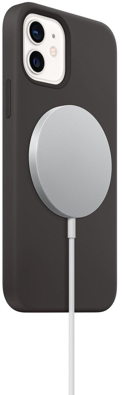 Беспроводное зарядное устройство Apple MagSafe Charger White (MHXH3ZE/A) фото 4
