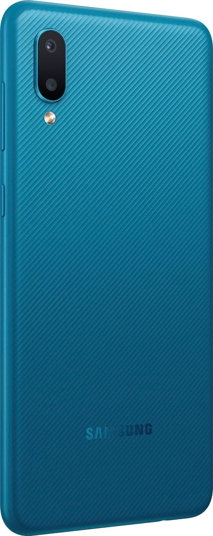 Смартфон Samsung Galaxy A02 (A022/32) Blueфото
