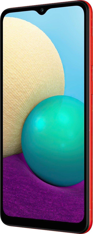 Смартфон Samsung Galaxy A02 (A022/32) Red фото 3