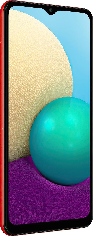Смартфон Samsung Galaxy A02 (A022/32) Red фото 4