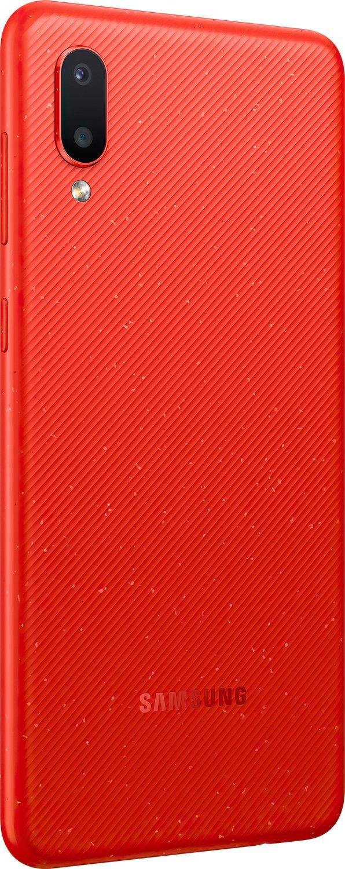 Смартфон Samsung Galaxy A02 (A022/32) Red фото 7
