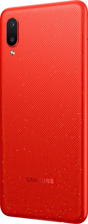 Смартфон Samsung Galaxy A02 (A022/32) Red фото 6