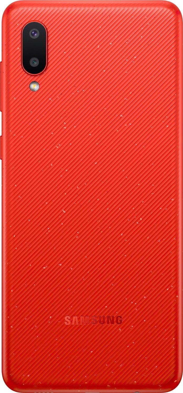 Смартфон Samsung Galaxy A02 (A022/32) Red фото 5