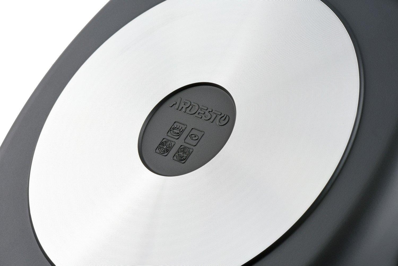Сковорода гриль Ardesto Gemini алюминий, 34*24 см черный (AR1934GF) фото 5
