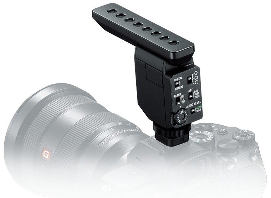 Микрофон Sony ECM-B1M (ECMB1M.SYU) фото