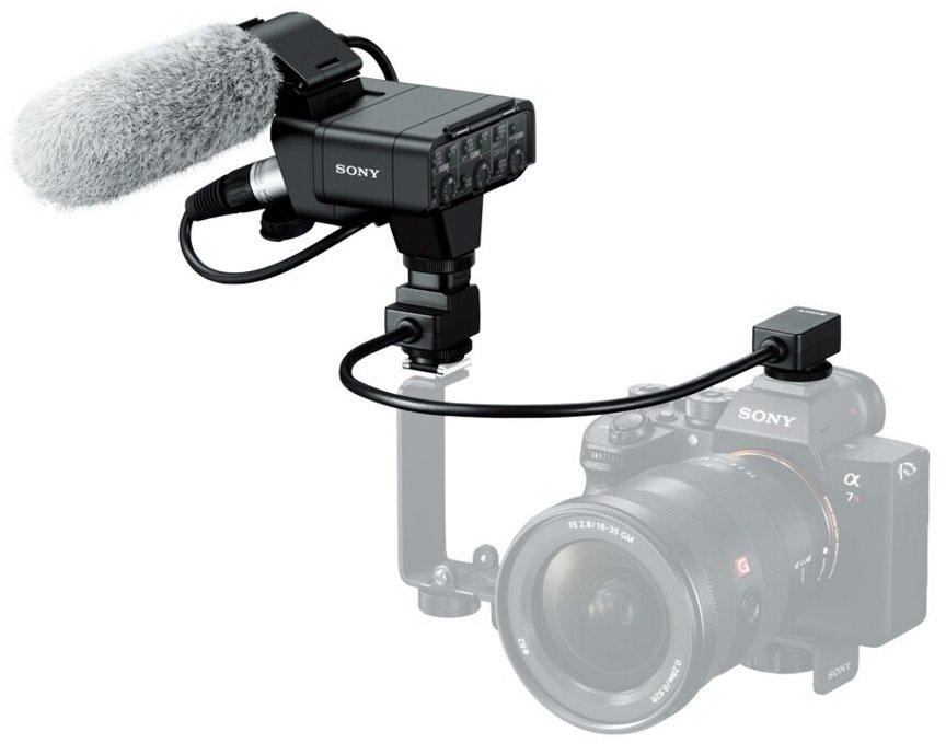 Комплект адаптера Sony XLR Adaptor kit (XLRK3M.SYU)фото5