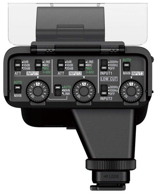 Комплект адаптера Sony XLR Adaptor kit (XLRK3M.SYU)фото3