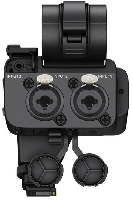 Комплект адаптера Sony XLR Adaptor kit (XLRK3M.SYU)фото4