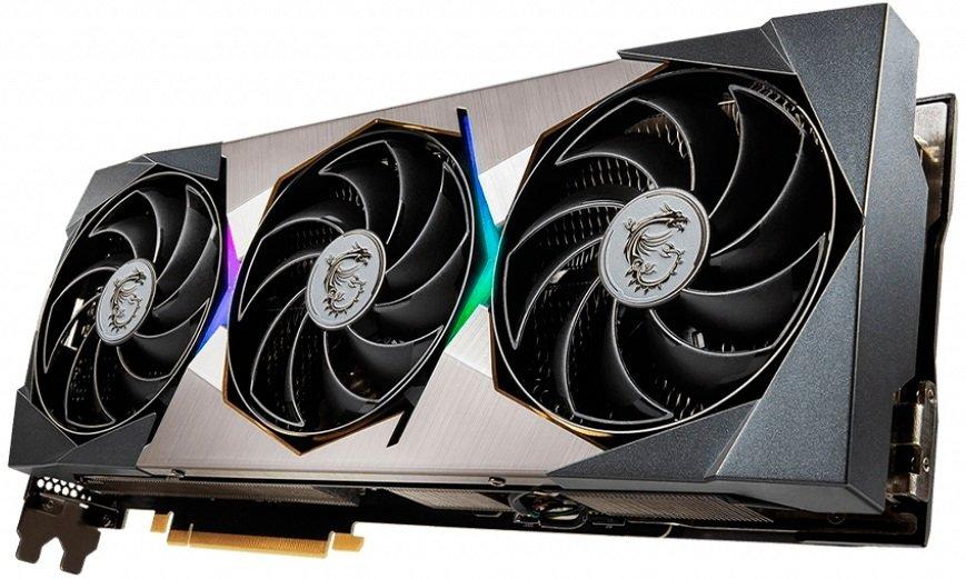 Вiдеокарта MSI GeForce RTX3070 8GB GDDR6 SUPRIM X (RTX_3070_SUPRIM_X_8G)фото2