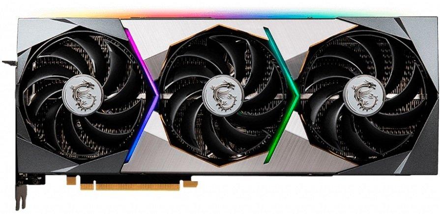 Вiдеокарта MSI GeForce RTX3070 8GB GDDR6 SUPRIM X (RTX_3070_SUPRIM_X_8G)фото3