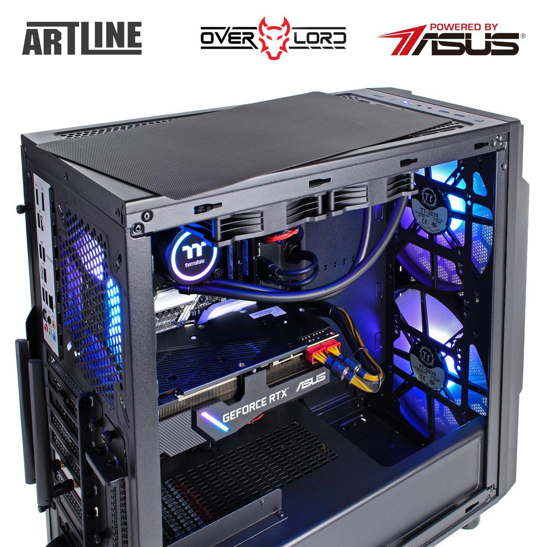 Системный блок ARTLINE Overlord X99 (X99v32) фото 7