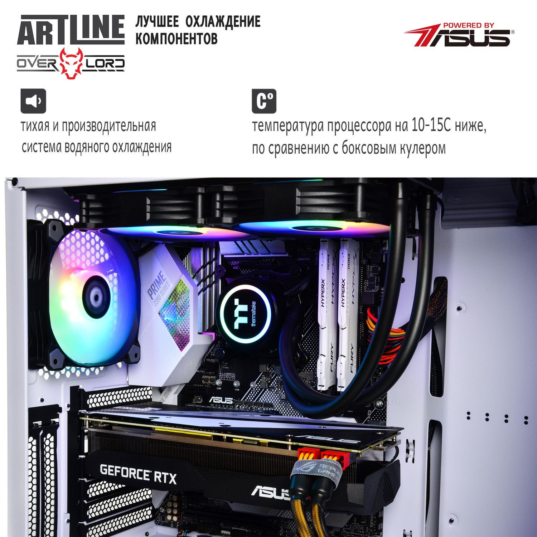 Системный блок ARTLINE Overlord X99 (X99v32w) фото 7