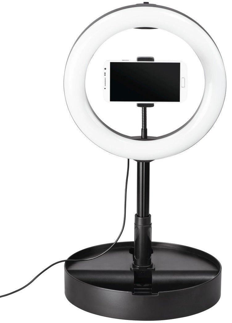 Кольцевая LED лампа НАМА SpotLight FoldUp 102 USB (00004642) фото
