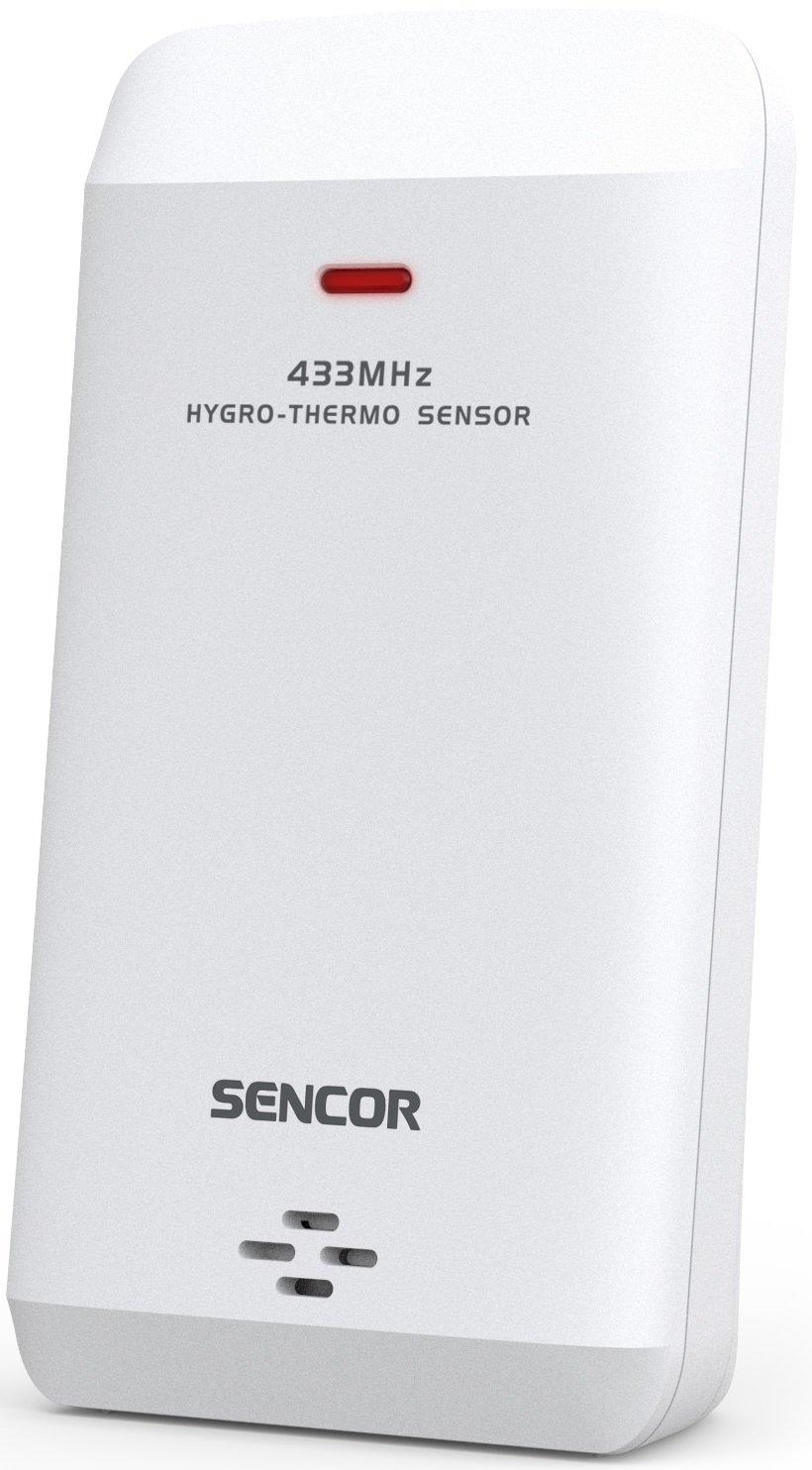 Погодна станція Sencor SWS8800фото