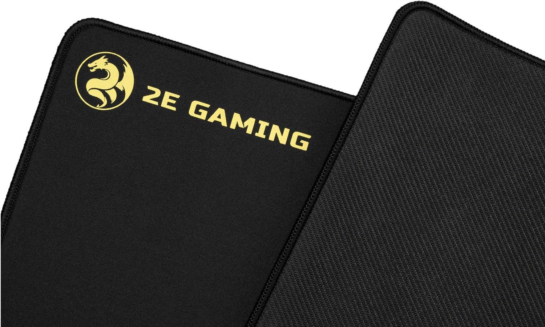 Игровая поверхность 2E Gaming Mouse Pad Control M Black фото 3