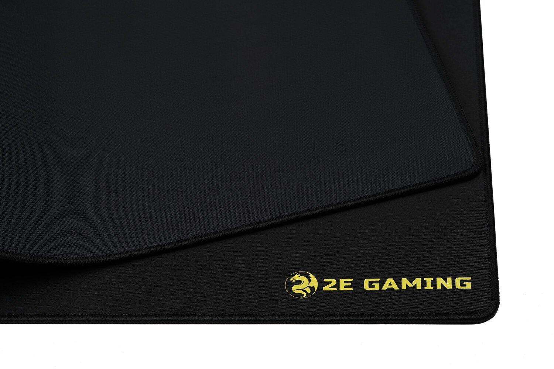 Игровая поверхность 2E Gaming Mouse Pad Control M Black фото 5