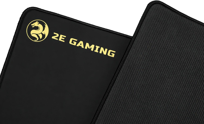 Игровая поверхность 2E Gaming Mouse Pad Speed M Black фото 3