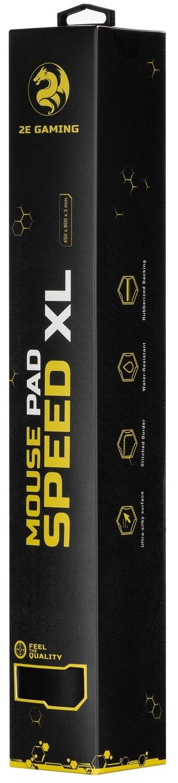 Игровая поверхность 2E Gaming Mouse Pad Speed XL Black фото 5
