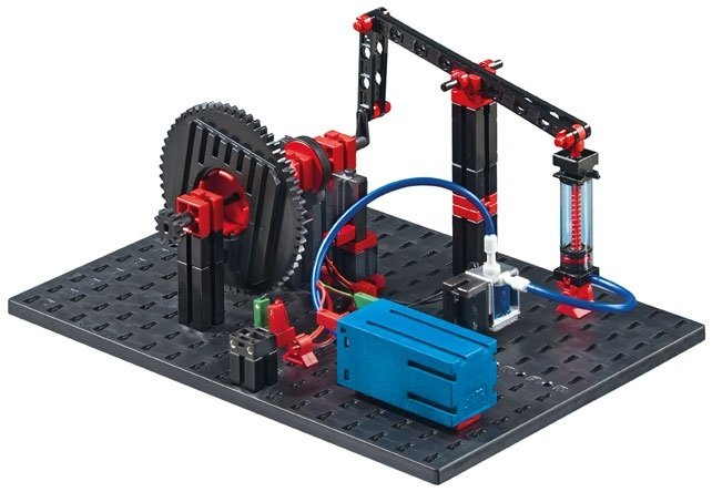 Конструктор fisсhertechnik STEM Робототехника и Електропневматика (без TXT контроллера и аккумулятора) фото 5