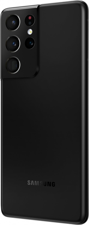 Смартфон Samsung Galaxy S21 Ultra 12/256 Phantom Black фото