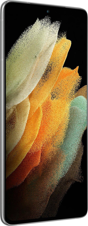 Смартфон Samsung Galaxy S21 Ultra 12/256 Phantom Silver фото