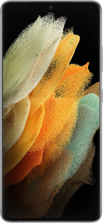 Смартфон Samsung Galaxy S21 Ultra 12/128 Phantom Silver фото 2